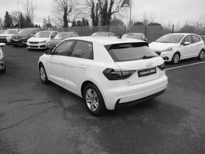 Voir la photo n°2 de la voiture 0KM AUDI A1 SPORTBACK — 30 TFSI 116 ch S tronic 7 Design
