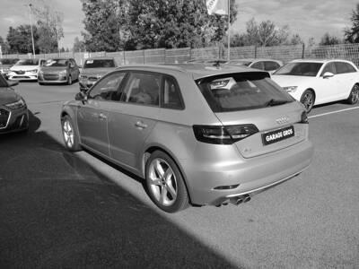 Voir la photo n°3 de la voiture d'occasion AUDI A3 SPORTBACK — 35 TFSI CoD 150 S tronic 7 Sport
