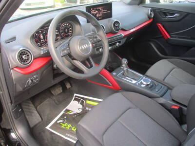 Voir la photo n°4 de la voiture d'occasion AUDI Q2 — 30 TDI 116 S tronic 7 Sport