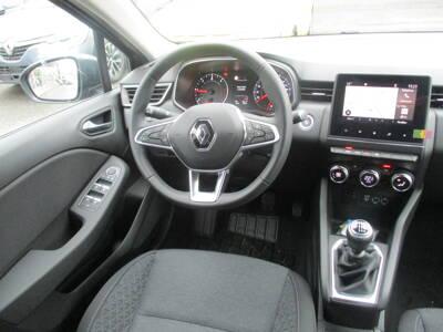 Voir la photo n°5 de la voiture 0KM RENAULT CLIO V — Blue dCi 85 Business