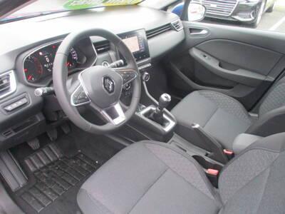 Voir la photo n°4 de la voiture 0KM RENAULT CLIO V — TCe 100 RS Line