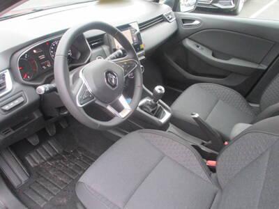 Voir la photo n°4 de la voiture 0KM RENAULT CLIO V — Blue dCi 85 Business
