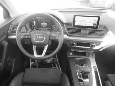Voir la photo n°5 de la voiture d'occasion AUDI Q5 — 40 TDI 190 S tronic 7 Quattro S line