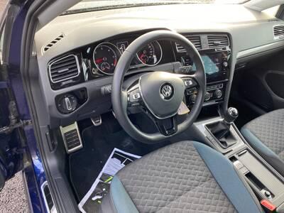 Voir la photo n°3 de la voiture d'occasion VOLKSWAGEN GOLF SW — 1.6 TDI 115 FAP BVM5 IQ.Drive