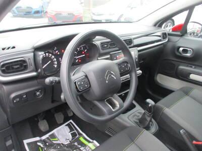 Voir la photo n°5 de la voiture d'occasion CITROEN C3 — PureTech 82 S&S BVM5 Feel
