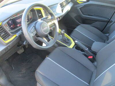 Voir la photo n°4 de la voiture d'occasion AUDI A1 SPORTBACK — 30 TFSI 116 ch S tronic 7 Design