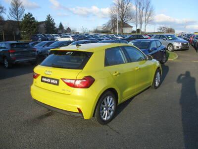 Voir la photo n°3 de la voiture d'occasion AUDI A1 SPORTBACK — 30 TFSI 116 ch S tronic 7 Design