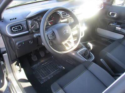 Voir la photo n°4 de la voiture 0KM CITROEN C3 — PureTech 83 S&S BVM5 Shine