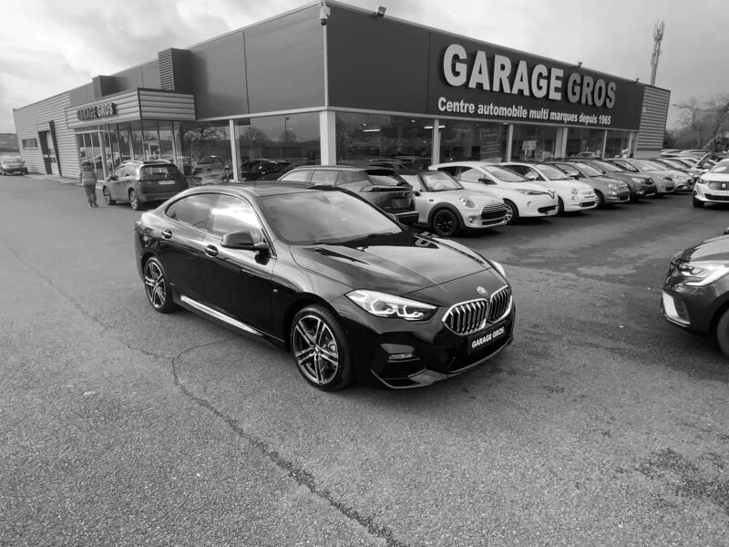 Voir la photo n°1 de la voiture d'occasion BMW SERIE 2 GRAN COUPE F44 — Gran Coupe 220d 190 ch BVA8 M Sport