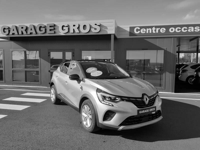 Voir la photo n°1 de la voiture d'occasion RENAULT CAPTUR — TCe 140 EDC Business