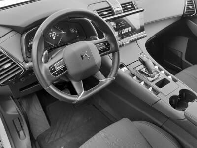 Voir la photo n°5 de la voiture d'occasion DS DS7 CROSSBACK EXECUTIVE — BlueHDi 180 EAT8 Executive