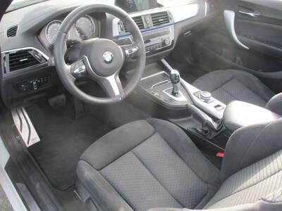 Voir la photo n°4 de la voiture d'occasion BMW SERIE 2 CABRIOLET F23 LCI2 — Cabriolet 218d 150 ch BVA8 M Sport