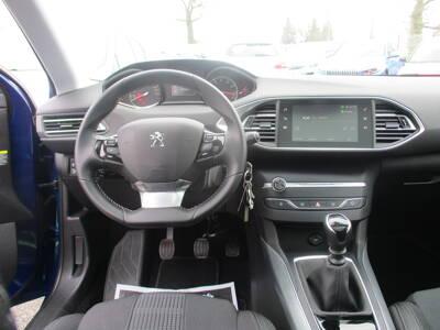 Voir la photo n°5 de la voiture d'occasion PEUGEOT 308 SW — PureTech 130ch S&S BVM6 Allure