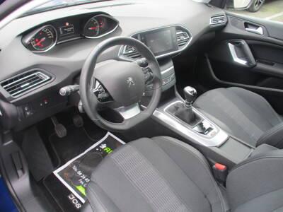 Voir la photo n°4 de la voiture d'occasion PEUGEOT 308 SW — PureTech 130ch S&S BVM6 Allure