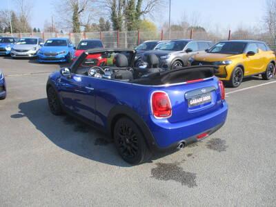 Voir la photo n°2 de la voiture d'occasion MINI MINI CABRIOLET F57 LCI — Cooper 136 ch