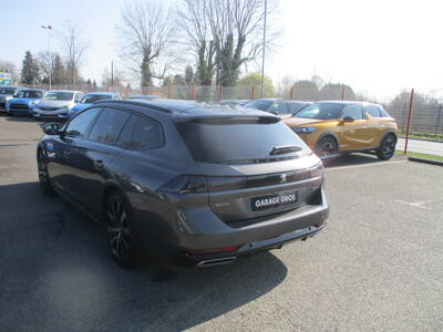 Voir la photo n°2 de la voiture d'occasion PEUGEOT 508 SW — BlueHDi 130 ch S&S EAT8 GT Line
