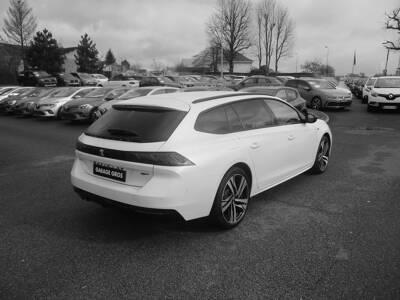 Voir la photo n°3 de la voiture d'occasion PEUGEOT 508 SW — BlueHDi 180 ch S&S EAT8 GT