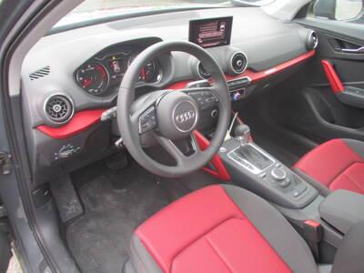 Voir la photo n°4 de la voiture d'occasion AUDI Q2 — 35 TDI 150 S tronic 7 Sport