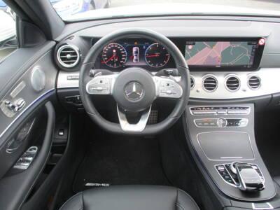 Voir la photo n°5 de la voiture d'occasion MERCEDES CLASSE E — 220 d 9G-Tronic Fascination