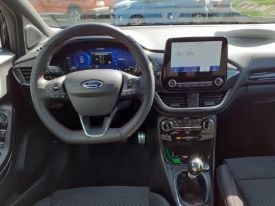 Voir la photo n°5 de la voiture 0KM FORD PUMA — 1.0 EcoBoost 125 ch mHEV S&S BVM6 ST-Line