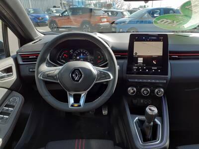 Voir la photo n°5 de la voiture 0KM RENAULT CLIO V — TCe 90 RS Line