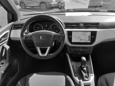 Voir la photo n°5 de la voiture d'occasion SEAT ARONA — 1.0 EcoTSI 115 ch Start/Stop DSG7 Xcellence
