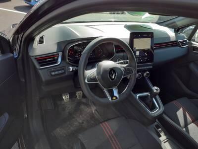 Voir la photo n°4 de la voiture 0KM RENAULT CLIO V — TCe 90 RS Line