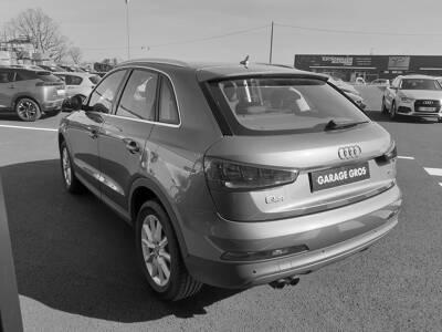 Voir la photo n°2 de la voiture d'occasion AUDI Q3 — 2.0 TDI 140 ch Ambiente