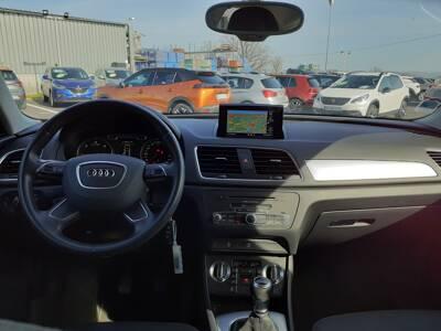 Voir la photo n°5 de la voiture d'occasion AUDI Q3 — 2.0 TDI 140 ch Ambiente