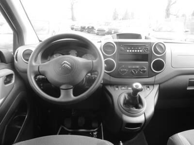 Voir la photo n°5 de la voiture d'occasion CITROEN BERLINGO MULTISPACE — BlueHDi 100 BVM5 Feel