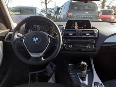 Voir la photo n°5 de la voiture d'occasion BMW SERIE 1 F20 LCI — 118d 150 ch Lounge A