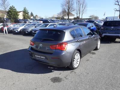 Voir la photo n°3 de la voiture d'occasion BMW SERIE 1 F20 LCI — 118d 150 ch Lounge A
