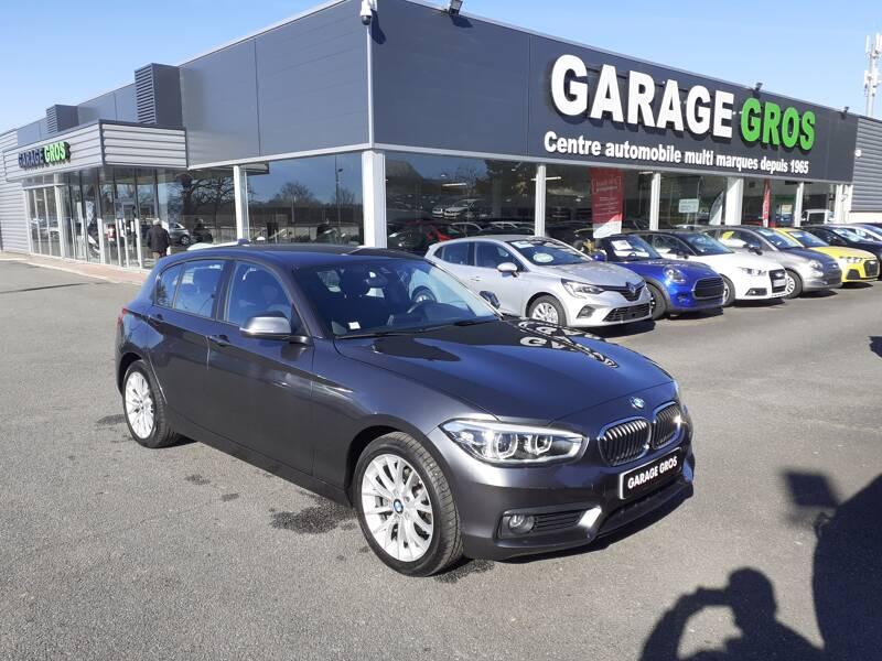 Voir la photo n°1 de la voiture d'occasion BMW SERIE 1 F20 LCI — 118d 150 ch Lounge A