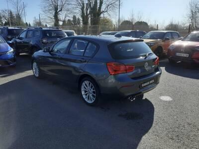 Voir la photo n°2 de la voiture d'occasion BMW SERIE 1 F20 LCI — 118d 150 ch Lounge A