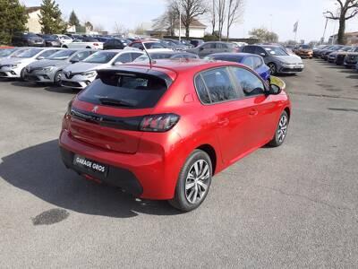 Voir la photo n°3 de la voiture 0KM PEUGEOT 208 — PureTech 75 S&S BVM5 Active