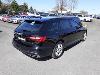 Voir la photo n°3 de la voiture d'occasion AUDI A4 AVANT — 35 TDI 163 S tronic 7 Design