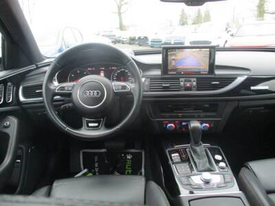 Voir la photo n°5 de la voiture d'occasion AUDI A6 ALLROAD QUATTRO — V6 3.0 BiTDI 320 Tiptronic Avus