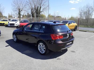 Voir la photo n°2 de la voiture d'occasion BMW SERIE 1 F20 LCI — 118d 150 ch Urban Chic