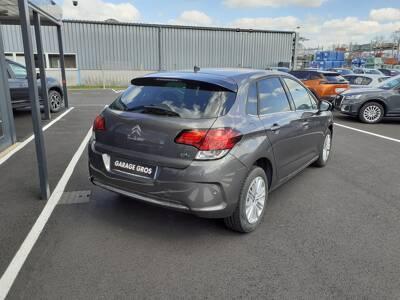Voir la photo n°3 de la voiture d'occasion CITROEN C4 — BlueHDi 100 BVM Millenium