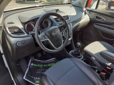 Voir la photo n°4 de la voiture d'occasion OPEL MOKKA — 1.7 CDTI - 130 ch FAP 4x2 ecoFLEX Start&Stop Cosmo