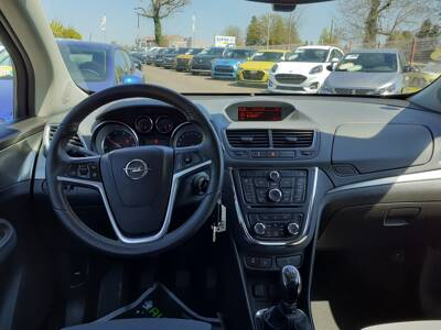 Voir la photo n°5 de la voiture d'occasion OPEL MOKKA — 1.7 CDTI - 130 ch FAP 4x2 ecoFLEX Start&Stop Cosmo