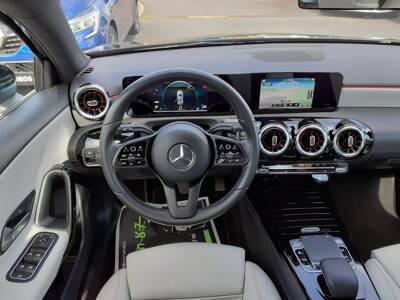 Voir la photo n°5 de la voiture d'occasion MERCEDES CLASSE A — 180 d 7G-DCT Style Line