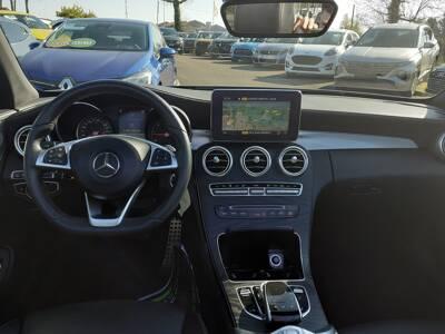 Voir la photo n°5 de la voiture d'occasion MERCEDES CLASSE C CABRIOLET — 220 d 9G-Tronic Sportline