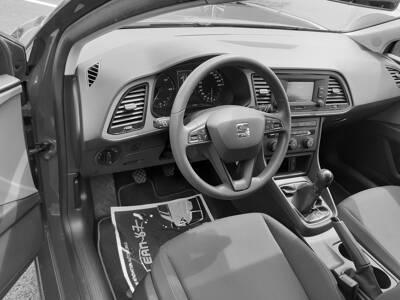 Voir la photo n°4 de la voiture d'occasion SEAT LEON — 1.6 TDI 115 Start/Stop Reference