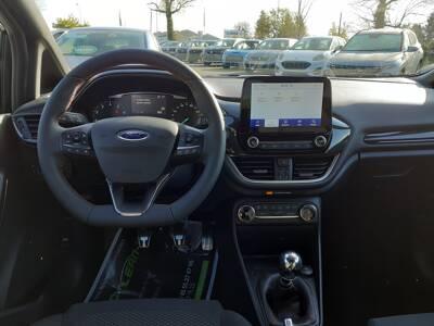 Voir la photo n°5 de la voiture d'occasion FORD FIESTA — 1.0 EcoBoost 125 ch S&S mHEV BVM6 ST-Line X