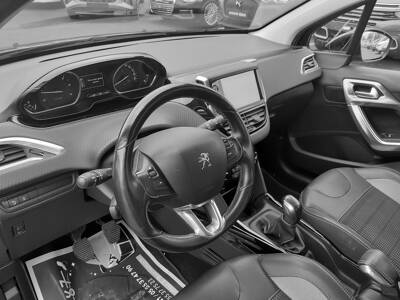 Voir la photo n°4 de la voiture d'occasion PEUGEOT 2008 — 1.6 BlueHDi 100ch BVM5 Allure