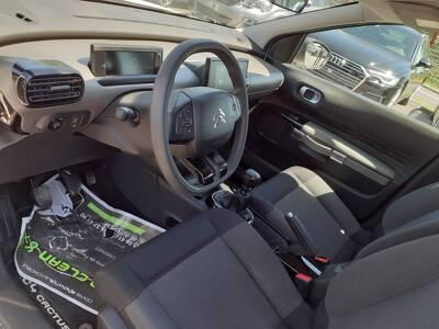 Voir la photo n°4 de la voiture d'occasion CITROEN C4 CACTUS — BlueHDi 100 S&S BVM6 Live