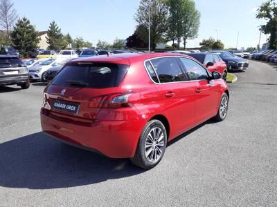 Voir la photo n°3 de la voiture 0KM PEUGEOT 308 — PureTech 110ch S&S BVM6 Allure Pack