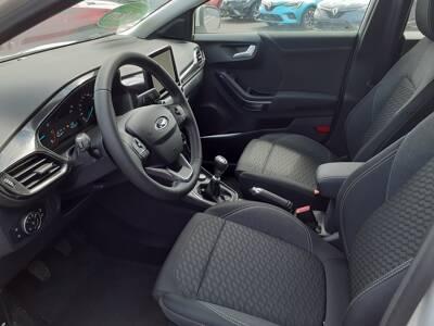 Voir la photo n°4 de la voiture 0KM FORD PUMA — 1.0 EcoBoost 125 ch mHEV S&S BVM6 Titanium