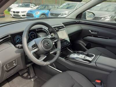 Voir la photo n°4 de la voiture 0KM HYUNDAI TUCSON — 1.6 T-GDI 230 Hybrid BVA6 Creative